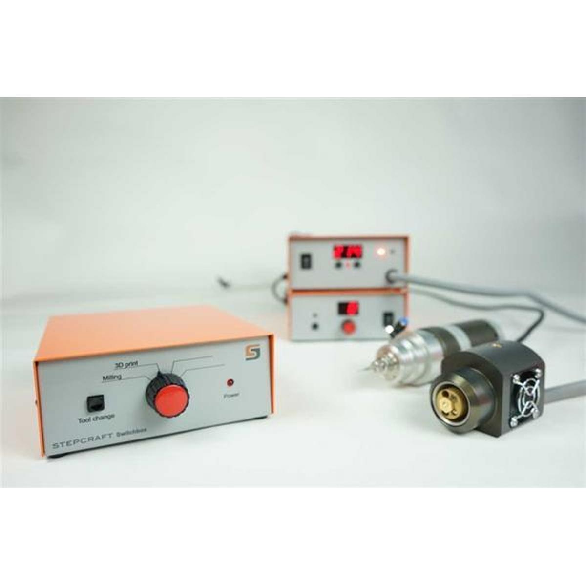 Switchbox - přepínač aktivních pracovních jednotek