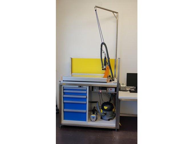 Pracovní stůl pro CNC systémy Stepcraft