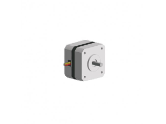 stepper motor st4114m with 2350mm cable length