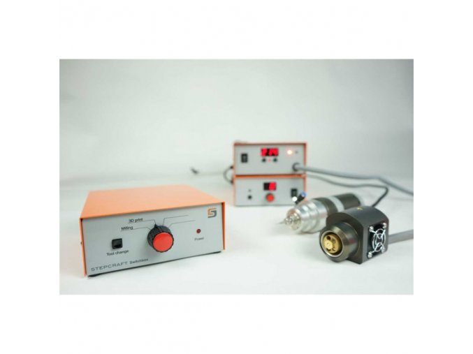 switch box incl tool changer modul