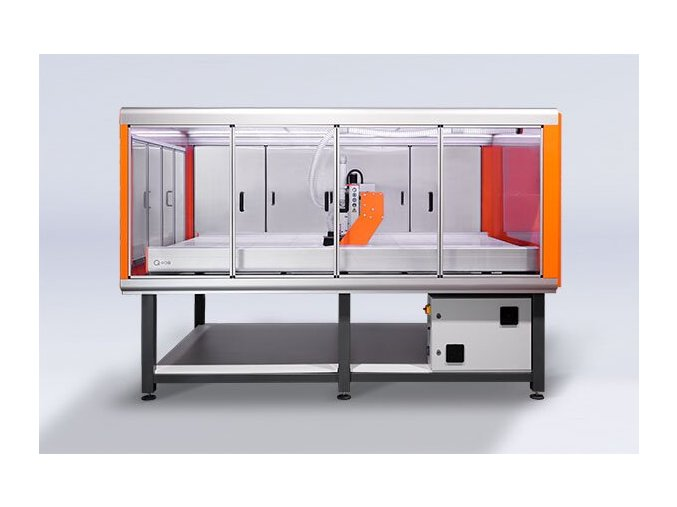 enclosure for stepcraft q408