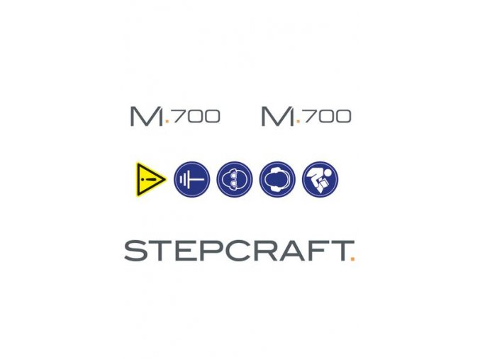 label set m700