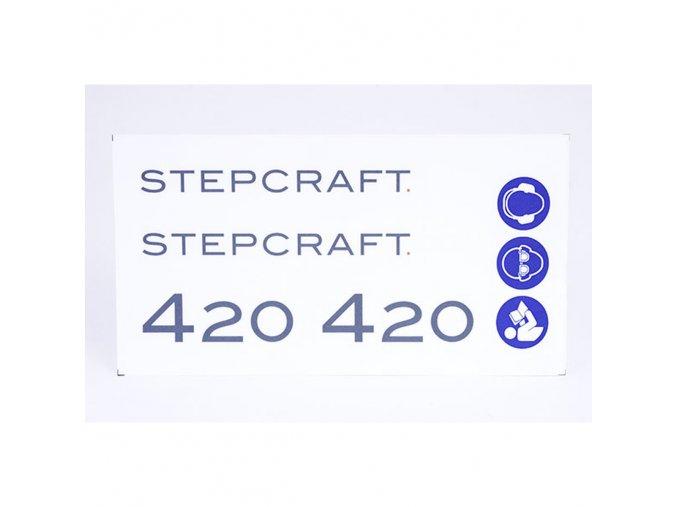 label set 420