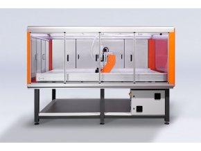 enclosure for stepcraft q408
