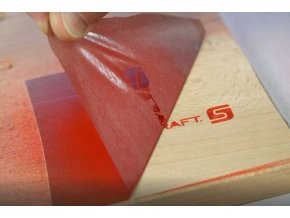 universal stencil film self adhesive oramask 810 3
