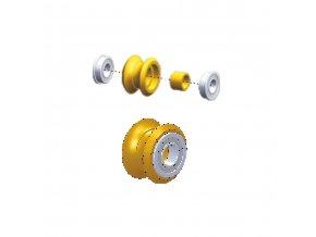 track roller d24x158mm