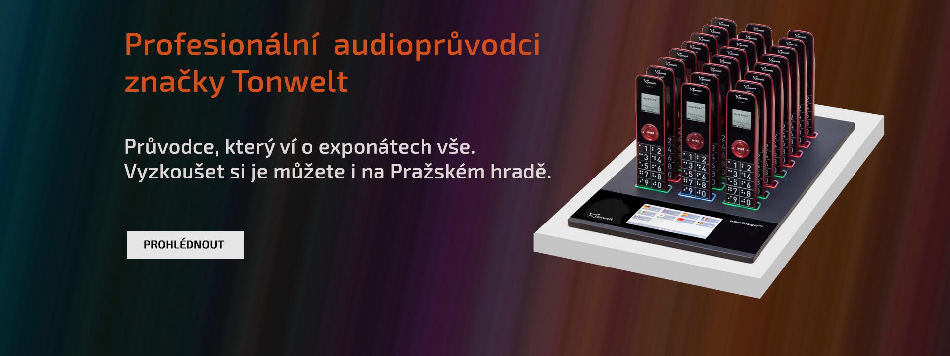 Audioprůvodci Tonwelt