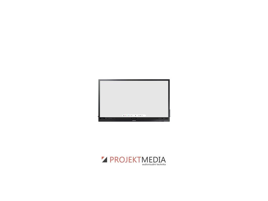 QB75N W monitor Samsung