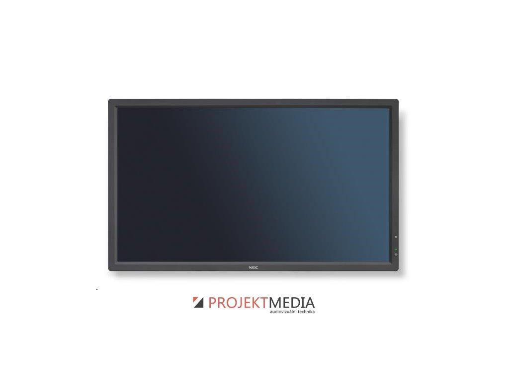 "NEC LFD 32"" MuSy V323-3 LCD S-IPS Edge LED,1920x1080,450 cd,1300:1,25ms,DVI+HDMI+DP+VGA+BNC+S-VIDEO,audiom24/7"
