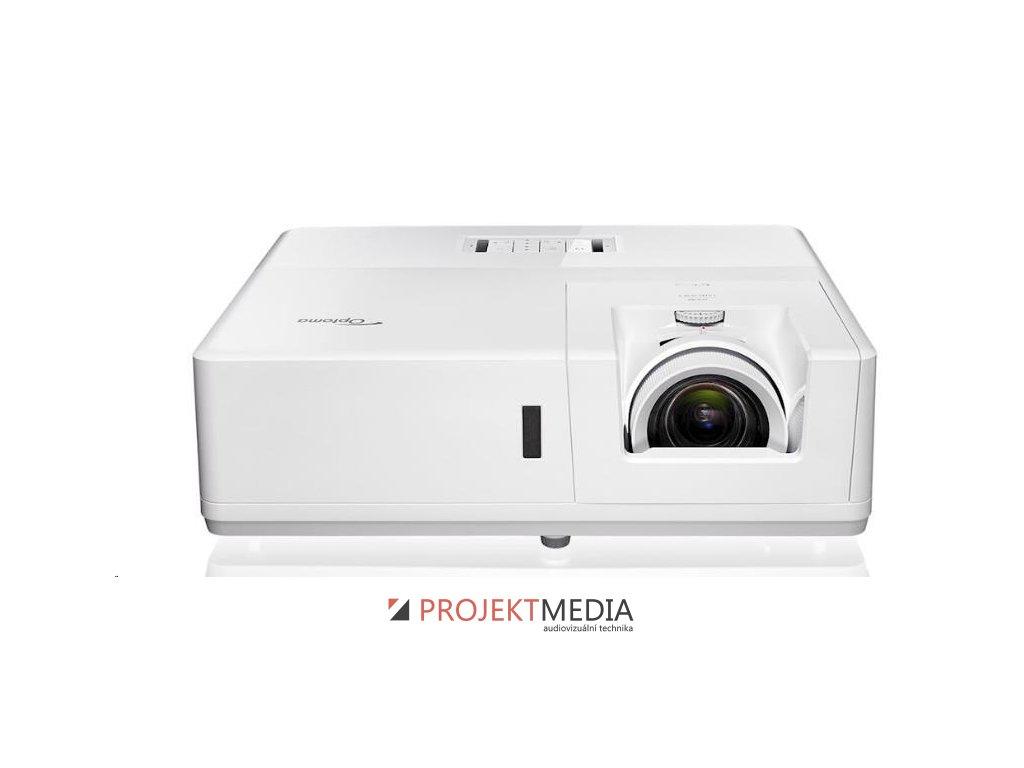 Optoma projektor ZH606e (DLP, FULL 3D, Laser, FULL HD, 6300 ANSI, 300 000:1, HDMI, VGA, 2x10W speaker)