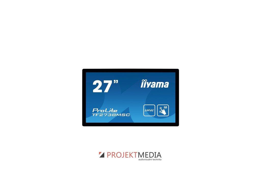 27'' LCD iiyama TF2738MSC-B1 - open frame