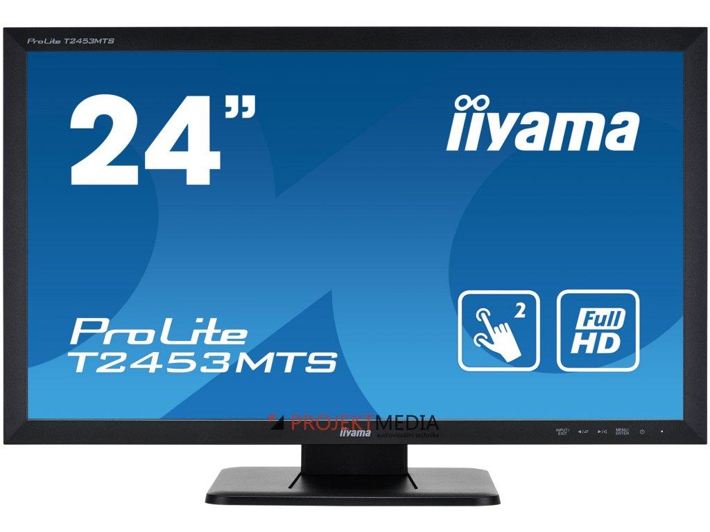 24'' iiyama T2453MTS-B1 - VA,FHD,HDMI,VGA,DVI,USB