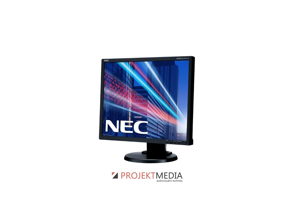 19'' LED NEC V-Touch 1925 5U-5-žilový,DVI,USB