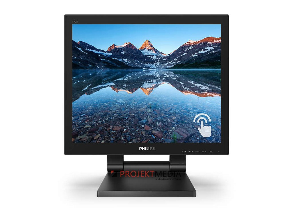 17'' LED Philips 172B9T - 1280x1024, touch