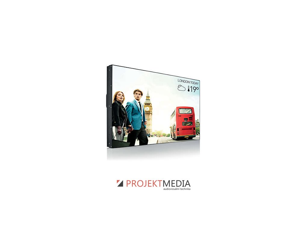 55'' D-LED Philips 55BDL1005X - FHD,500cd,VW,A,24/7