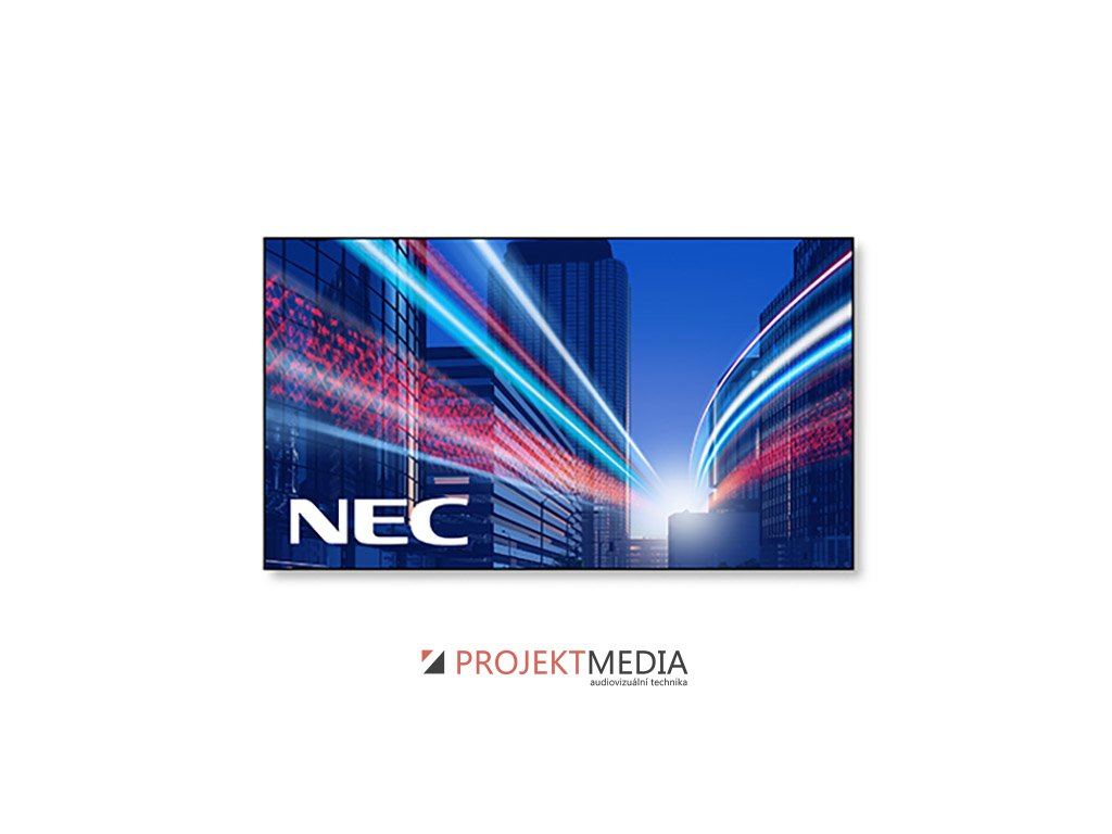 55'' LED NEC X555UNS,1920x1080,S-IPS,24/7,700cd