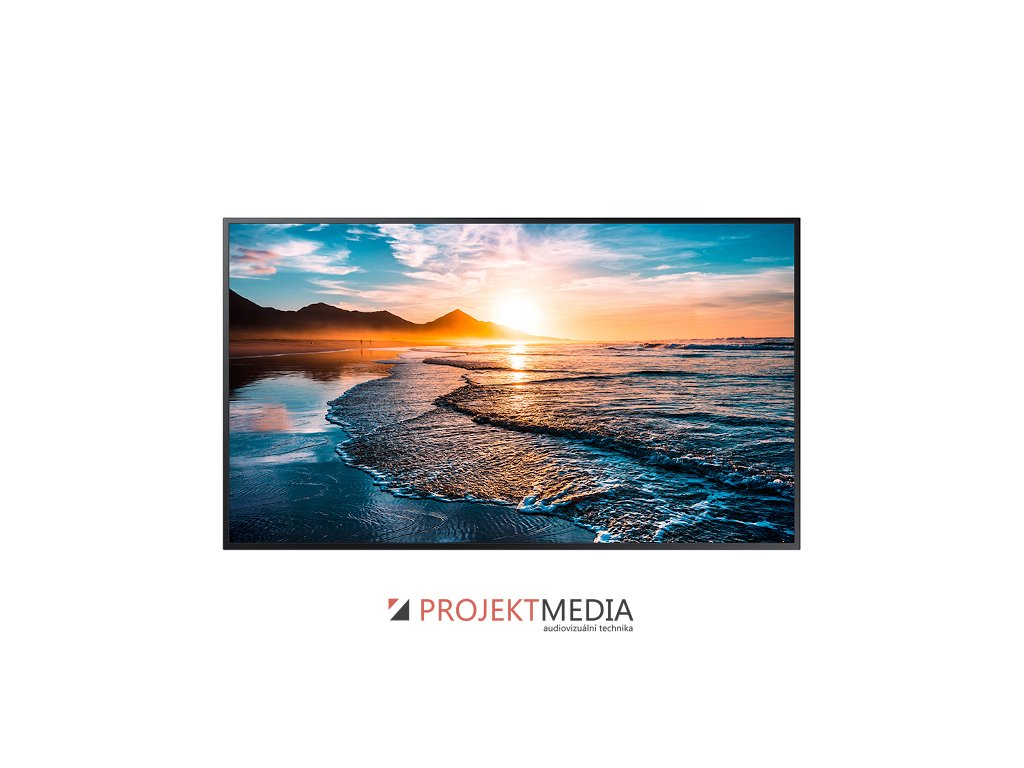 49'' LED Samsung QH49R - UHD, 700cd,MI, 24/7