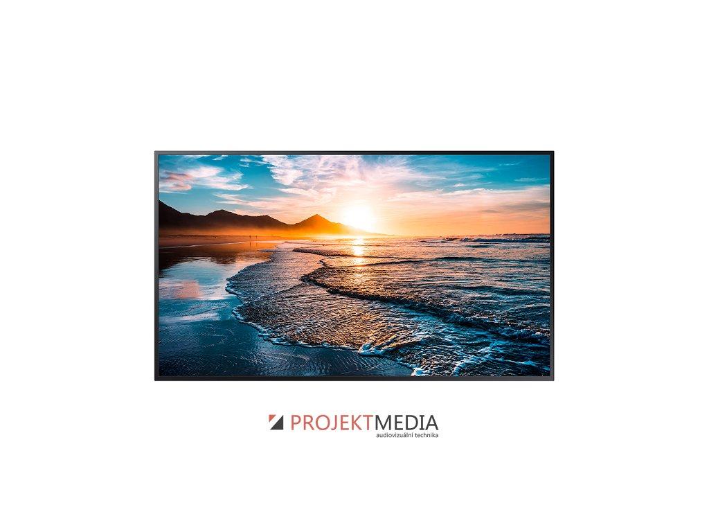 75'' LED Samsung QH75R - UHD,700cd,MI,24/7
