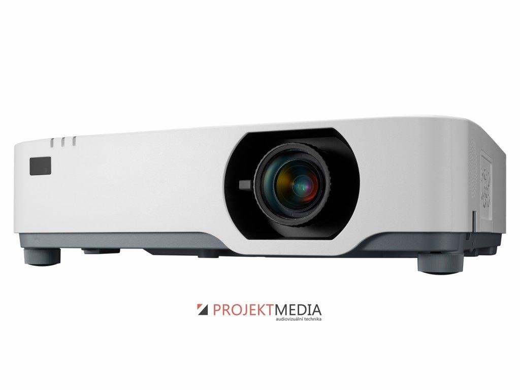 NEC Projektor P525UL LCD,5000lm,WUXGA,Laser