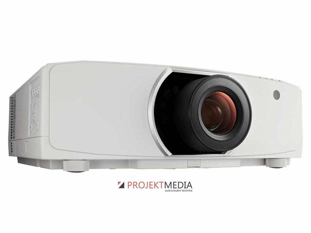 NEC Projektor PA653U LCD,6500lm,WUXGA,Lampy,B
