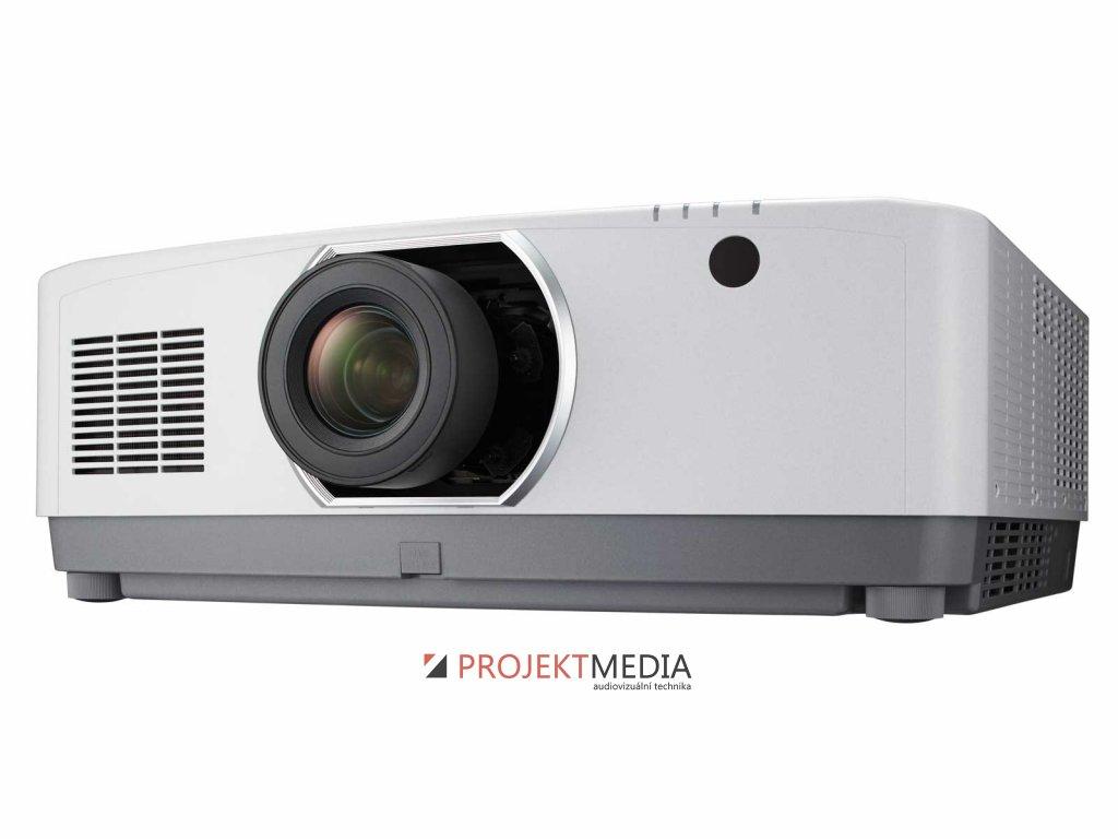 NEC Projektor PA803UL LCD,8000lm,WUXGA,Laser,B
