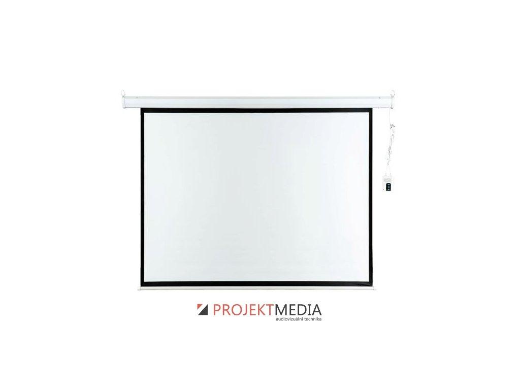 Elektrické projekční plátno AVELI, 488x366(4:3)