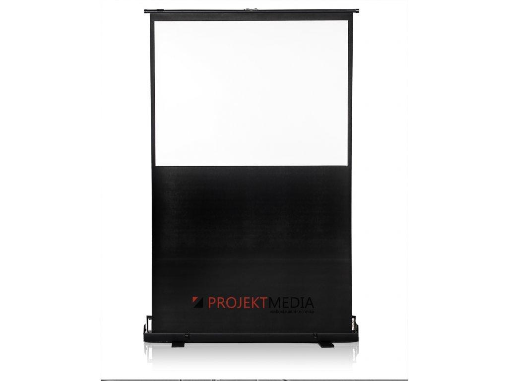 4World Projekční plátno podlahové 162x122 80'' 4:3