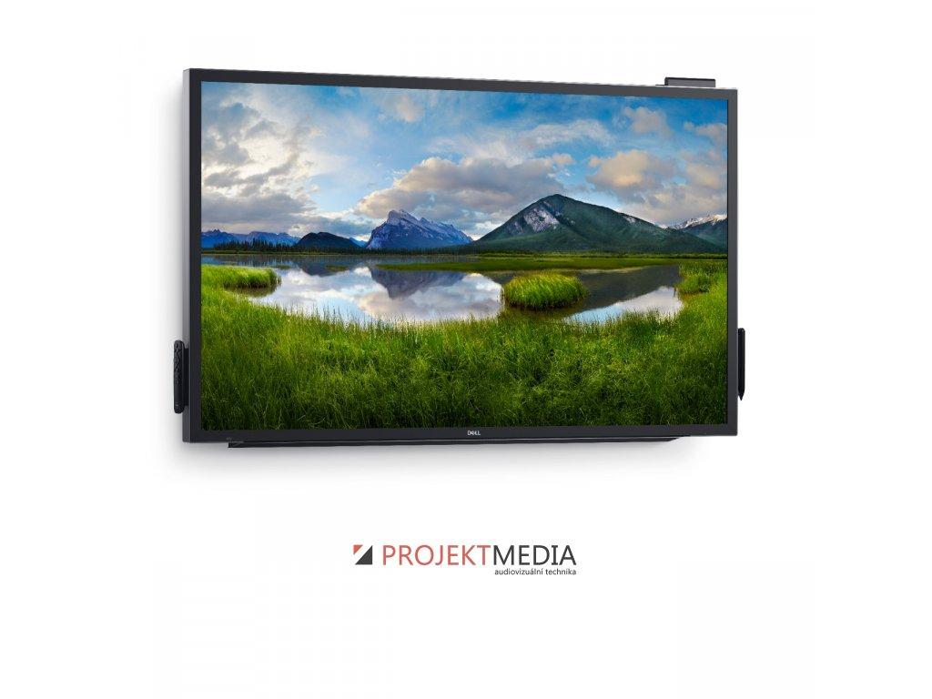 55'' LCD Dell C5518QT IPS 16:9 8ms/1000:1/HDMI/DP/VGA/3RNBD/Černý