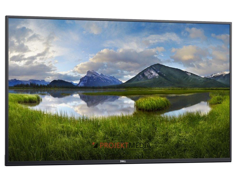 55'' LCD Dell C5519Q 16:9 8ms/4000:1/350cd/VESA/HDMI/DP/VGA/3RNBD/Černý