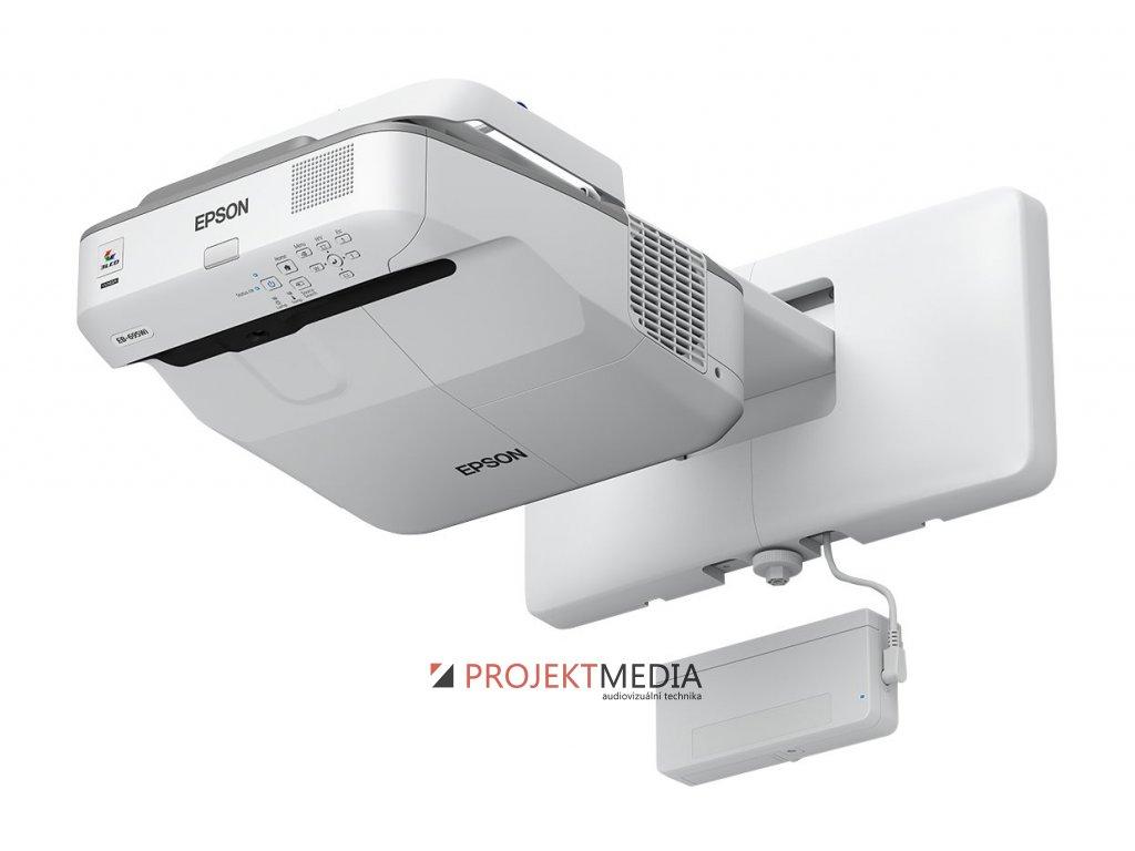 EPSON EB-695Wi WXGA 3500 Ansi 14000:1  + prodloužená záruka 60 měsíců