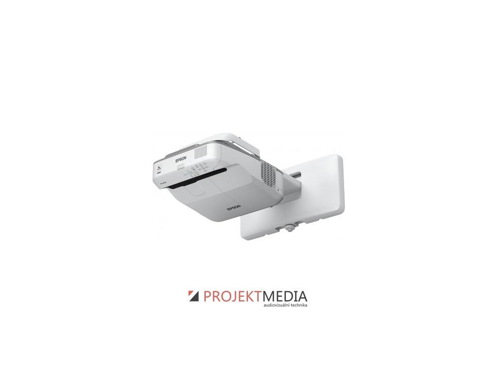 EPSON EB-685W WXGA 3500 Ansi 14000:1  + prodloužená záruka 60 měsíců + 20 ks respirátorů FFP2/KN95