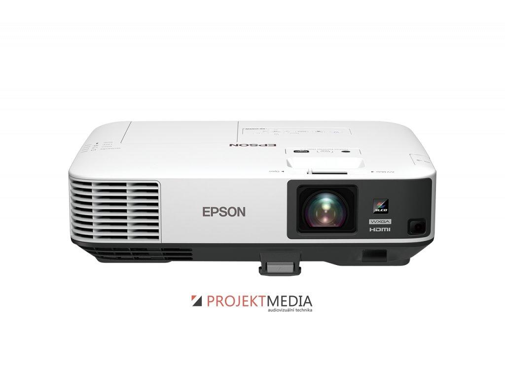EPSON EB-2155W WXGA 5000 Ansi 15000:1  + prodloužená záruka 60 měsíců