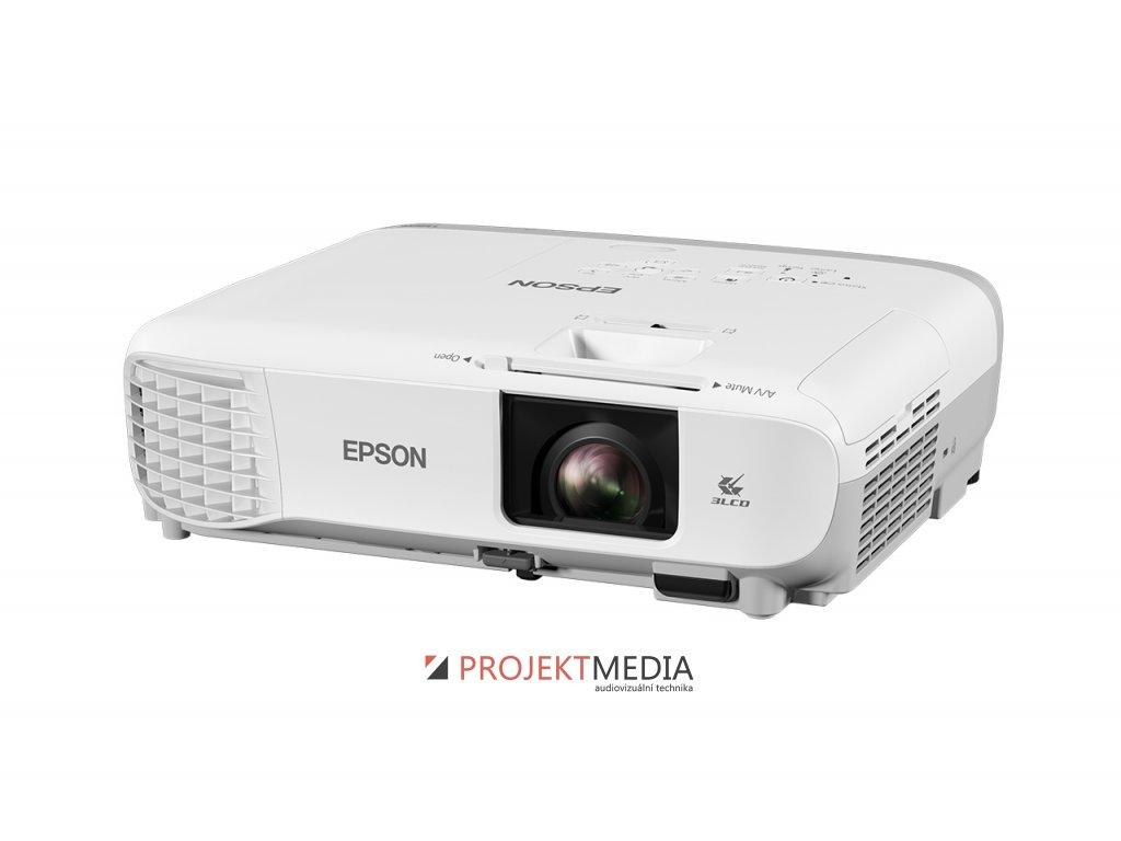 EPSON EB-W39, WXGA, 3500 Ansi, 15000:1