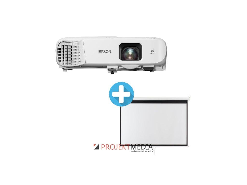 EPSON EB-980W WXGA 3800 Ansi 15000:1