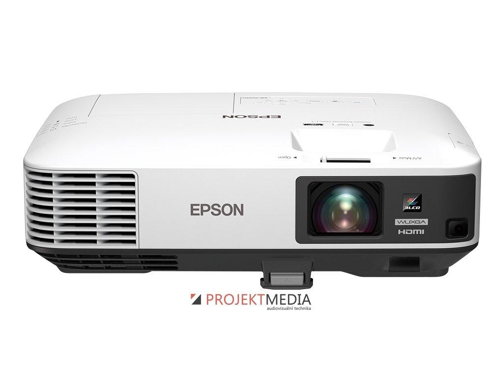 EPSON EB-2250U WUXGA 5000 Ansi 15000:1  + prodloužená záruka 60 měsíců