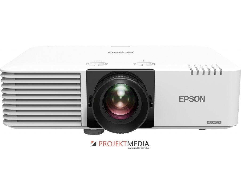EPSON EB-L610U,WUXGA 6000 Ansi 2500000: 1  + prodloužená záruka 60 měsíců + držák projektoru a HDMI kabel
