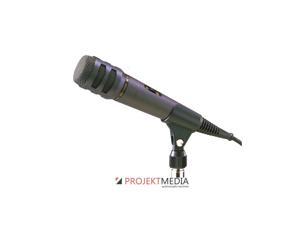 17673 toa dm 1200 mikrofon dynamicky