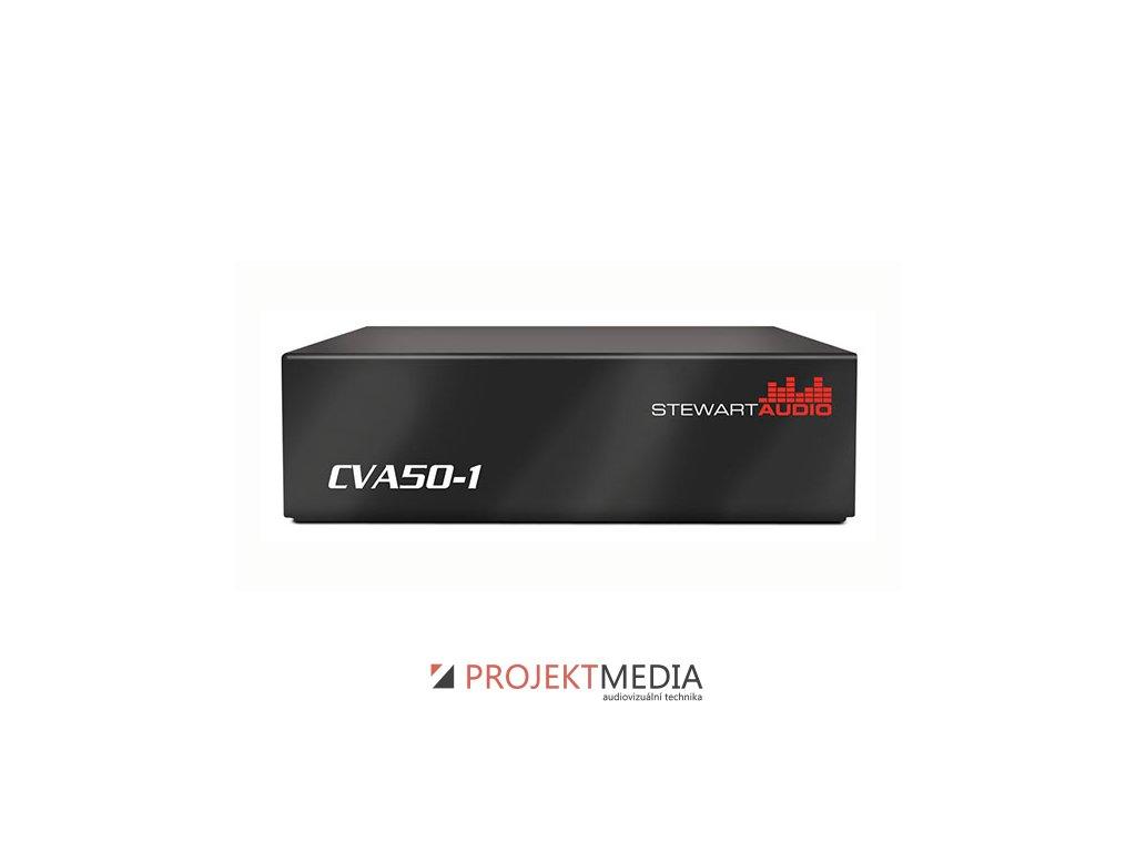22859 stewart audio cva50 1 koncovy zesilovac 50w 100 70v