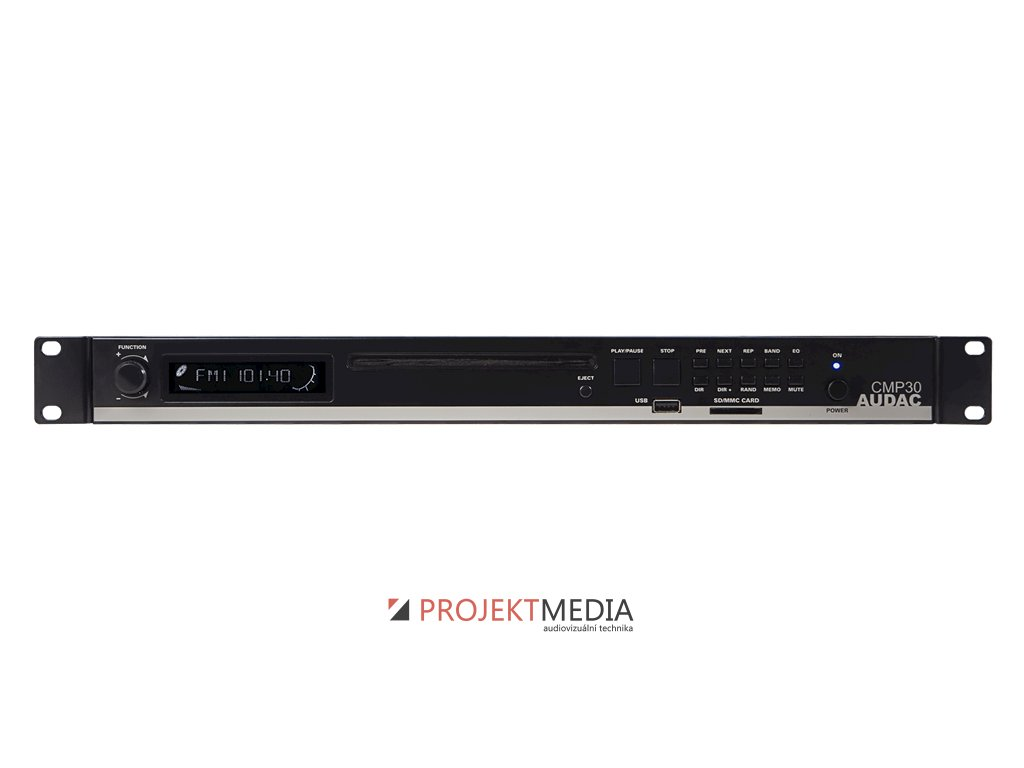 23048 audac cmp30 digitalni audio prehravac cd usb sd mmc fm am rds tuner