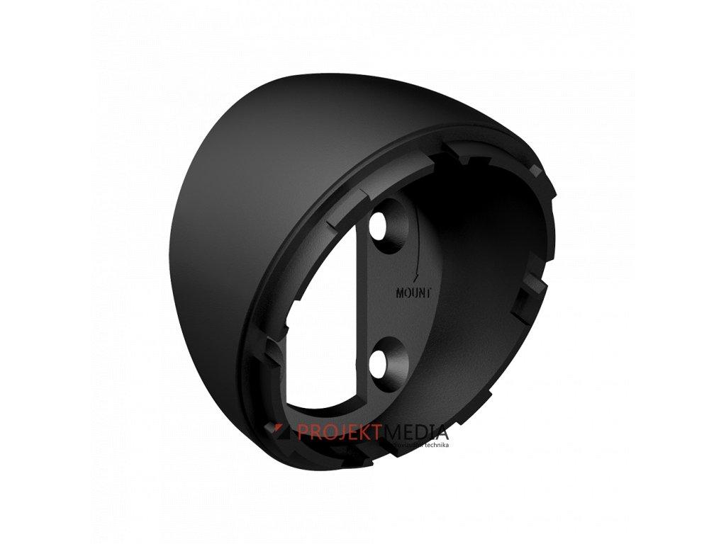 23408 audac wma20 b adapter pro instalaci ateo2 pod uhlem 30 barva cerna