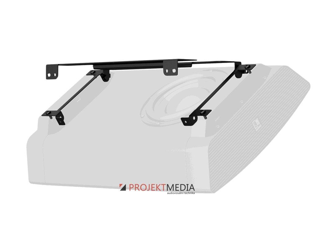 23609 audac mbk410c b ceiling mounting bracket for noba8 a cerny