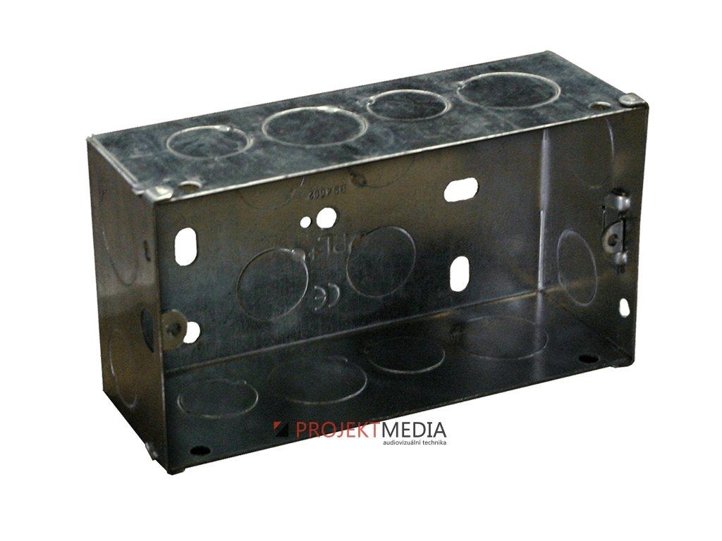 AUDAC WB50/FS Vestavná krabice do zdi pro DW5066/WP523/MWX65