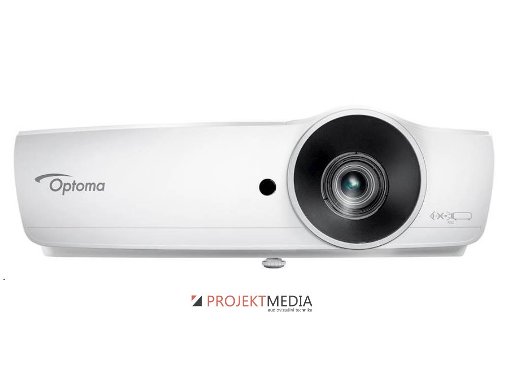 Optoma projektor X461 (DLP, XGA, FULL 3D, 5 000 ANSI, 20 000:1, VGA, USB, HDMI with MHL support, built-in speaker)