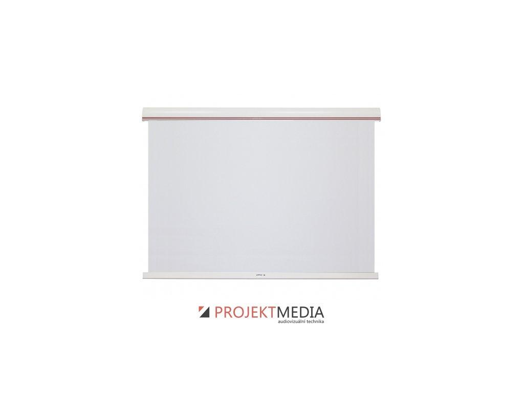 RedLabel White 180 (4:3) (Projekční povrch Šedý)