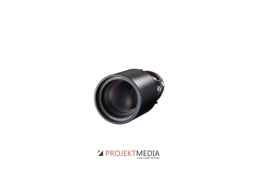 ET DLE450 objektiv projektoru Panasonic