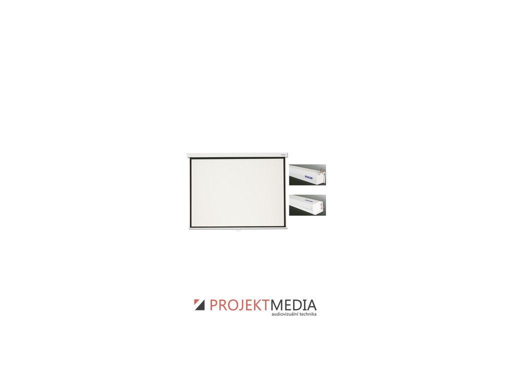 SMS N244H projekční plátno man Sencor
