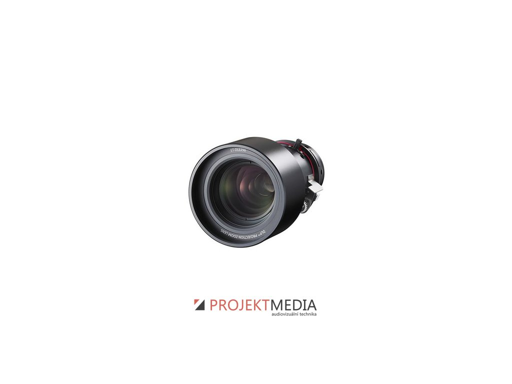 ET DLE250 objektiv projektoru Panasonic