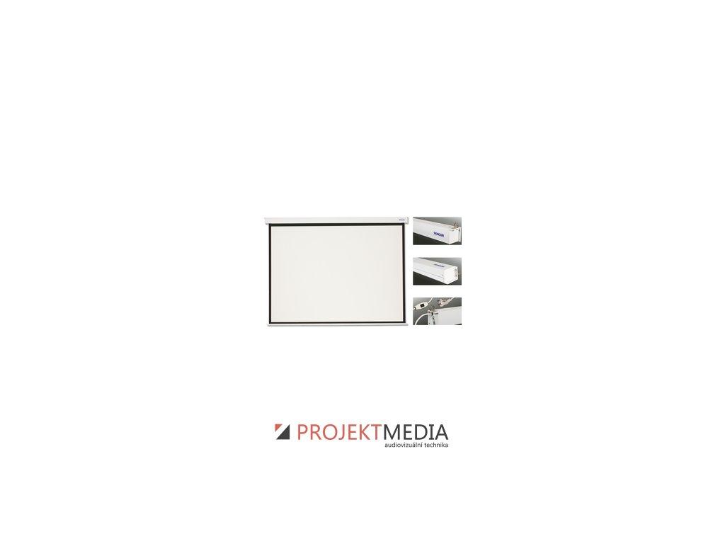 SES N274V projekční plátno el Sencor