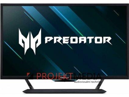 43'' Acer Predator CG437KP - VA, 4K@144Hz, 1ms, 600cd/m2, 16:9, HDMI, DP, USB-C, G-Sync, HDR, DeltaE