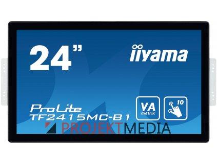 24'' LCD iiyama TF2415MC-B1